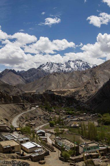 Riding Ladakh